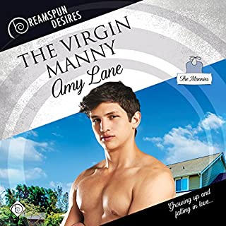 The Virgin Manny  cover art