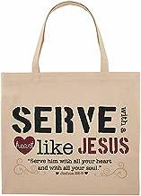 Serve with a Heart Like Jesus Tote Bag