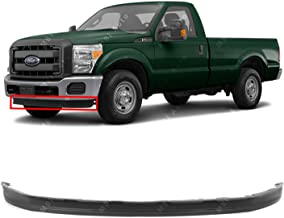 MBI AUTO - Textured, Dark Gray Lower Front Bumper Air Deflector for 2011-2016 Ford F250 F350 Super Duty 11-16, FO1095241