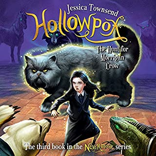 Hollowpox: The Hunt for Morrigan Crow cover art