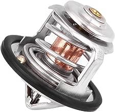 Terisass Thermostat 90916-03099 Car Engine Coolant Thermostat for Toyota Hilux Diesel 3L 2L LN106 LN107 LN111 LN130 1988 1989 1990 1991 1992 1993 1994 1995 1996 1997 1998 1999