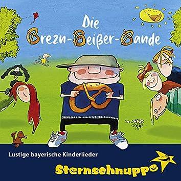 Die Brezn-Beißer-Bande: Lustige, bayerische Kinderlieder (Breznstarke bayerische Lieder)
