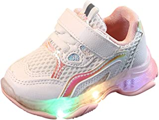 Natarura Toddler's Leisure Outdoors Casual Shoes Fashion Breathable Children's Mesh Sneaker Shoes for Girls Boys Party