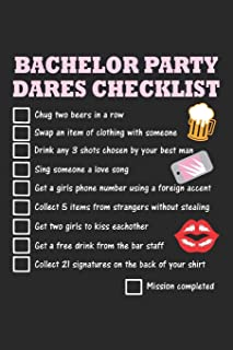 Best bachelor party dares checklist Reviews