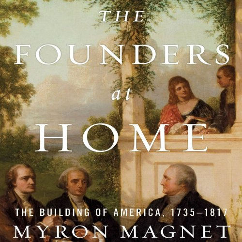 The Founders at Home audiobook cover art