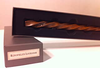 Wizarding World of Harry Potter Xenophilius Lovegood Replica Wand