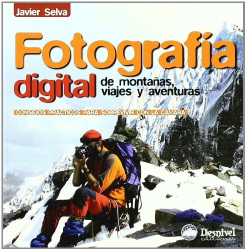 Fotografia digital de montañas, viajes y aventuras