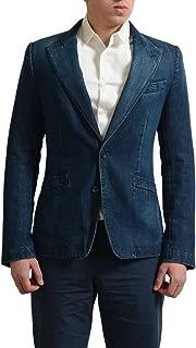 Best mens blue jean blazer Reviews