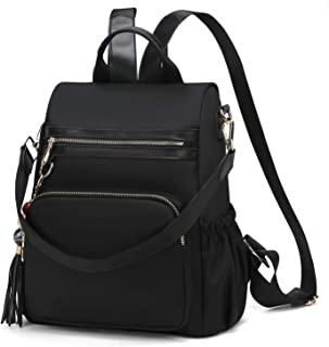 WindTook Damen Rucksack Rucksackhandtaschen Anti-Diebstahl Umhängetasche 2 in 1 als Schultertasche Wasserdichte Nylon Medi...