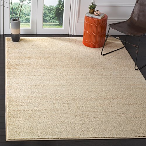 Safavieh Adirondack Collection ADR113W Modern Ombre Non-Shedding Stain Resistant Living Room Bedroom Area Rug, 5'1
