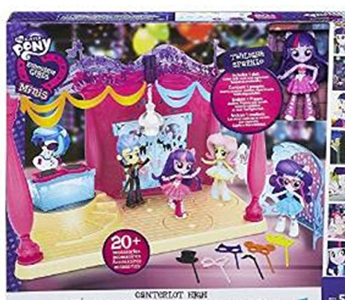 MY LITTLE PONY B6475 CASTILLO CATERLOT