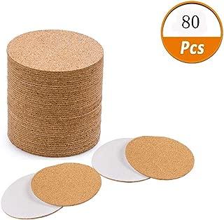 Best 3 inch cork circles Reviews