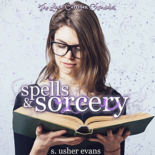 Spells and Sorcery audiobook cover art