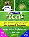 PEE-FIX dog urine neutraliser grass lawn patch repair treatment