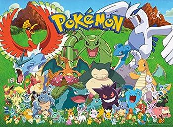 Buffalo Games - Pokemon - Fan Favorites - 100 Piece Jigsaw Puzzle