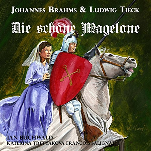 Die schöne Magelone audiobook cover art