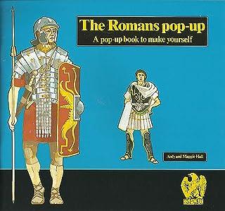 The Romans: Pop-up Book