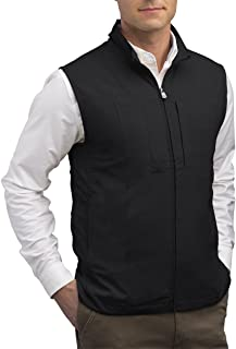 SCOTTeVEST RFID Travel Vests for Men with Pockets - Rugged Travel Clothing
