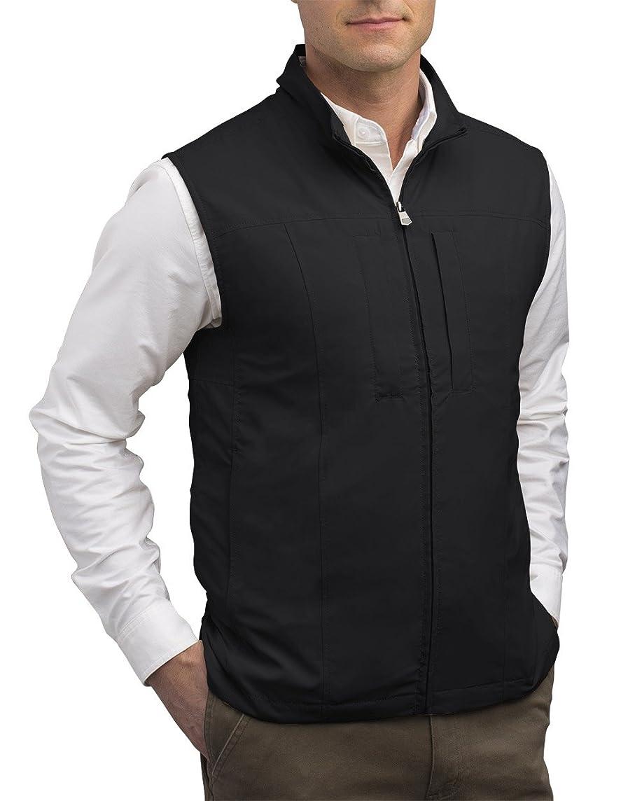 SCOTTeVEST RFID Travel Vests for Men with Pockets - Rugged Travel Clothing