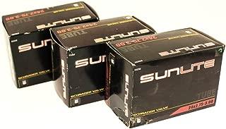 Sunlite Standard Schrader Valve Tubes, 24 x 2.75 - 3.00