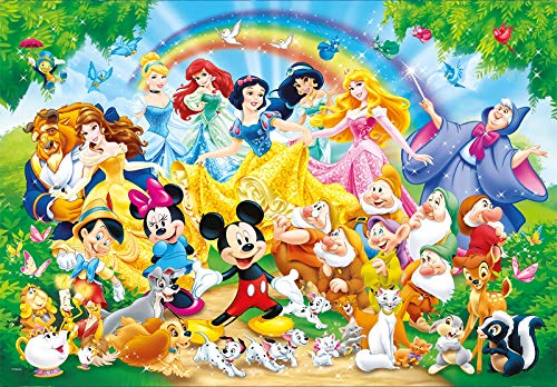 300 Piece Jigsaw Puzzles for Kids Wooden Color Shapes Puzzles Boys & Girls Educational Toys...