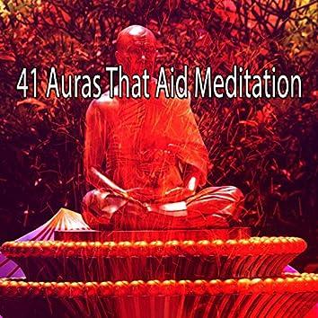 41 Auras That Aid Meditation