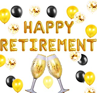 Best happy retirement balloons Reviews