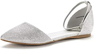 Women's D'Orsay Ballet Flats Shoes