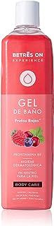Gel de baño de sabores Betrés 750 ml (Frutos rojos)