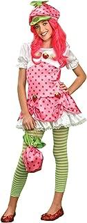 womens strawberry shortcake costume