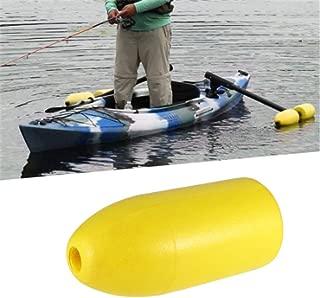 Kayak Canoe PVC Foam Outrigger Stabilizer Accessories Water Floatation 5x11 Inch Shrimp Trap Float Anchor Buoy Fishing 1 pcs