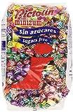Pictolin - Minizum - Caramelos sin azúcar sabor frutas con