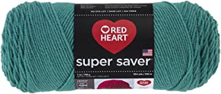Red Heart 385953 Super Saver Yarn, Jade
