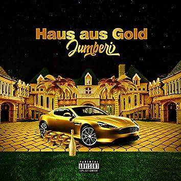 Haus aus Gold