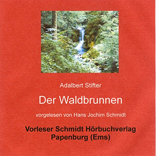 Der Waldbrunnen audiobook cover art