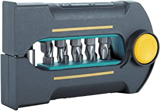 Wolfcraft 1369000 Solid Bitbutler (9 Pieces)