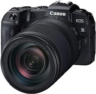 Canon EOS RP - Cámara de 26.2 MP (CMOS DIGIC 8 Dual Pixel CMOS AF 5 imágenes por Segundo Pantalla táctil LCD 4K) - Kit con RF 24-240mm f/4-6.3 IS Nano USM
