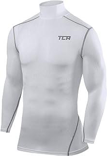 TCA PRO Performance Compression Base Layer Top Termico da Uomo e Ragazzi Manica Lunga