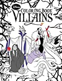 Disney Villains Coloring Book: Over 50+ Funny Coloring Pages about Disney Villains Great Coloring Books for Boys Girls Kid