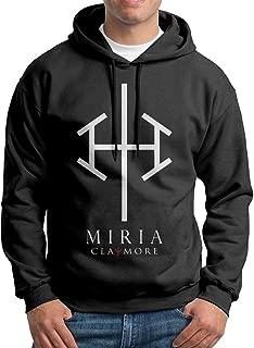 Claymore Miria Logo Man's Sweatshirts Hoodie