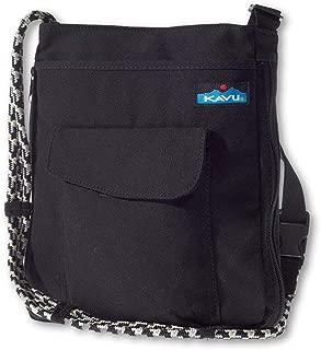 Sidewinder Crossbody Bag With Adjustable Rope Strap