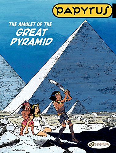 Papyrus - Volume 6 - The Amulet of the Great Pyramid (English Edition)