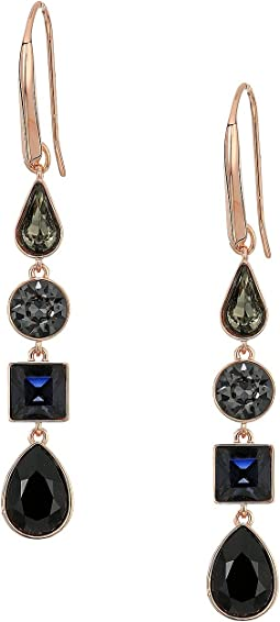 Swarovski - Lisanne Pierced Earrings