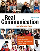 By Dan O'Hair Real Communication: An Introduction (Third Edition) [Paperback]