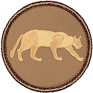 Tan Panther Patrol Patch - 2