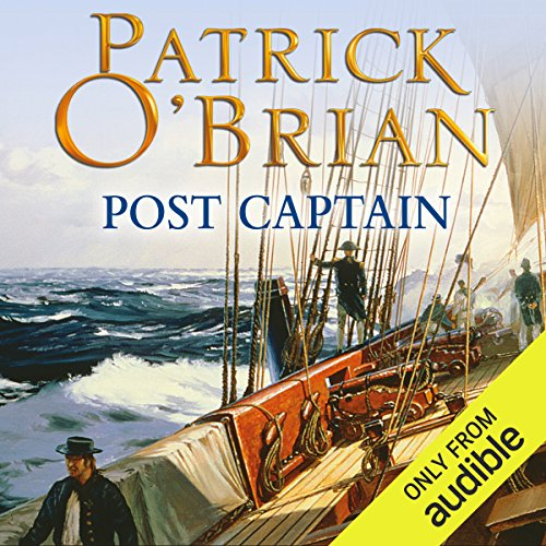 Post Captain     Aubrey-Maturin Series, Book 2              By:                                                                                                                                 Patrick O'Brian                               Narrated by:                                                                                                                                 Ric Jerrom                      Length: 18 hrs and 36 mins     621 ratings     Overall 4.6