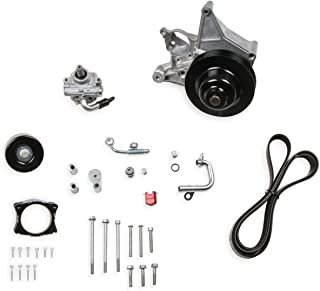 Holley Power Steering Add-On System, Lt4 Wet - Natural