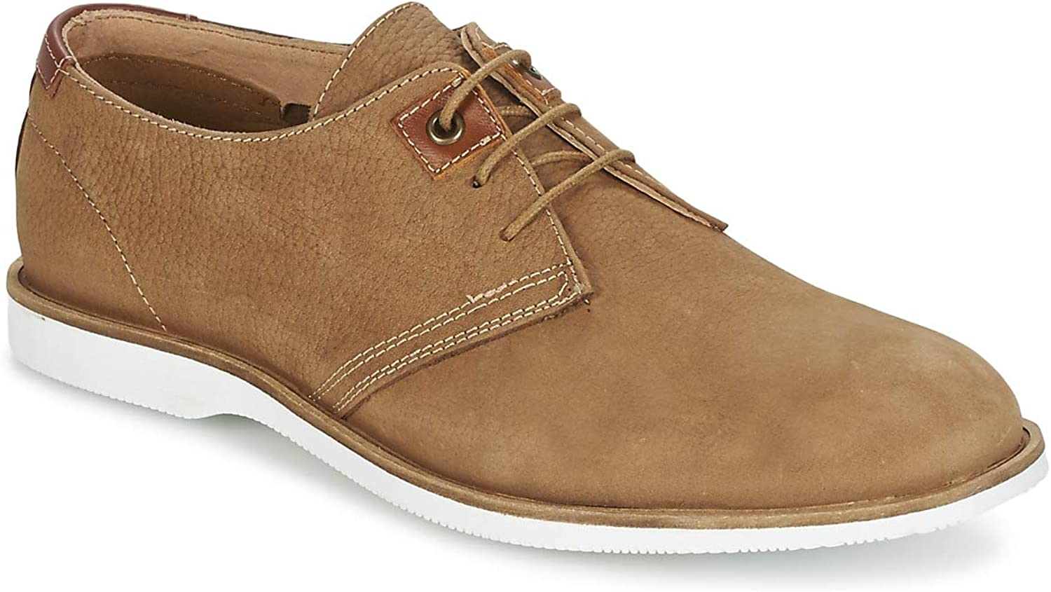 Casual attitude GRAVELOTE Derby shoes & Brogues Men Brown Derby shoes