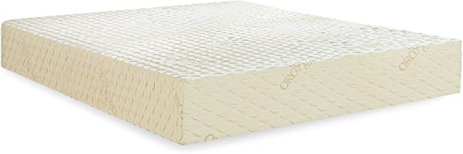 "product image for PlushBeds 6"" Medium Natural Bliss Latex Mattress, Twin"