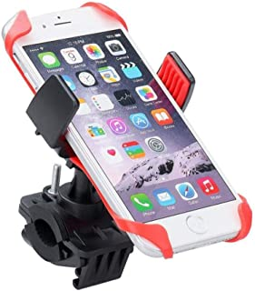 TDCQQ Phone Car Mount,Car Phone Mount,Bike Phone Mount,Adjustable Handlebars Universal Cell Phone Holder for Bicycle,Fits ...